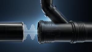 Geberit Pluvia Acoustics